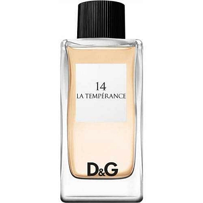 Dolce & Gabbana Anthology La Temperance 14